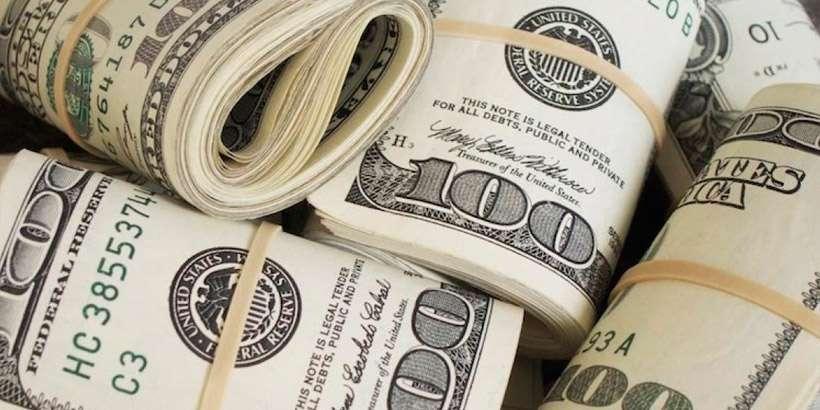 Внешний госдолг с начала года вырос на 2,9 млрд долларов