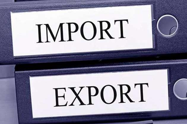 Сальдо внешней торговли в мае вышло на пик