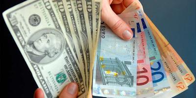 Курсы валют на 22 октября: курс доллара – 2.546, курс евро – 3.0173, 100 российских рублей – 3.3034
