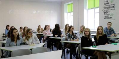 В БГУ открыли мультимедийную «аудиторию будущего»