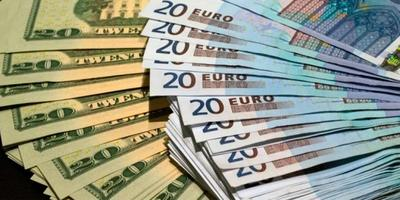 Чистая продажа валюты населением в ноябре рекордно упала
